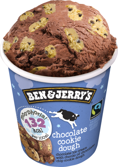 Ben & Jerry's Chocolate Cookie dough
