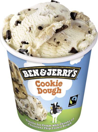 Ben & Jerry's Cookie