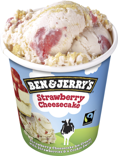 Ben & Jerry's Strawberry